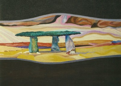 Penrith: Land d. Cromlechs, 50x65, 1988