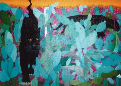 Stalker, 70x50, 2012