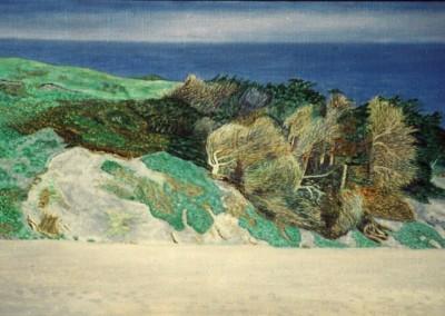 Düne am Meer, 70x40, 1999