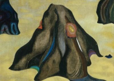 Inseln vor der Küste, 60x80,1983